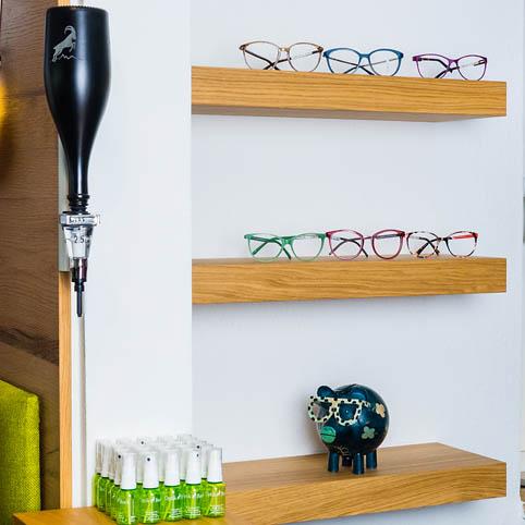 Brillenreinigung/Brillengläserreinigung bei Optik Bock in Peiting
